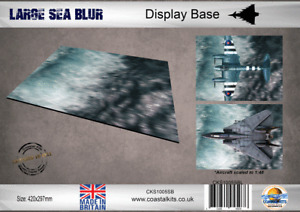 Coastal Kits Large Sea Blur Display Base