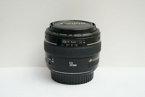 Canon EF 50mm f/1.4 USM Lens (NEAR NEW - FAST SHIPPING)