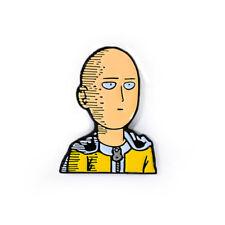 Saitama Pin Anime Series ONE PUNCH MAN Pendant Lapel Hat Pin