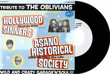 TRIBUTE TO THE OBLIVIANS Single Hollywood Sinners Asano Historical Society 45