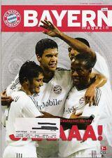 Bayern Magazin 16/54 , Bayern München - 1. FC  Kaiserslautern , 03.05.2003