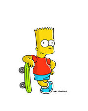 Simpson, Bart [The Simpsons] (30234) 8x10 Photo