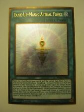 (x1) Rank-Up-Magic Astral Force PGL2-EN060 Gold Spell Card  Yu-Gi-Oh (JB-54)
