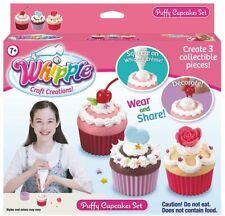 Whipple Puffy Cupcake Set - Arts & Crafts
