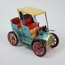 Máquinas De Carreras Plástico Tire hacia atrás fricción F1 coche de carreras con sonido 1:18 ~ Azul