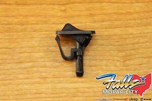 2002-2012 Jeep Wrangler Windshield Washer Squirter Nozzle Mopar OEM