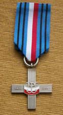 The CROSS of WARSAW UPRISING 1944 y. POLISH army order WWII - AK ARMIA KRAJOWA r