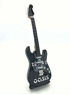 Miniature Fender Standard  Stratocaster Guitar - Oasis (Ornamental)