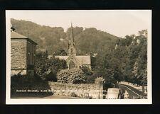 Derbyshire Derbys MATLOCK BATH Parish Church c1940/50s? RP PPC