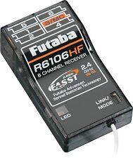 Futaba R6106HF 2.4GHz FASST 6Channel Rx Park Flyer 10C 10CAG 10CHG # FUTL7650