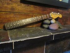 Mighty Mite Rosewood Stratocaster Neck loaded
