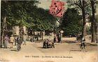 CPA Paris 16e Paris-La Sortie du Bois de Boulogne (313085)