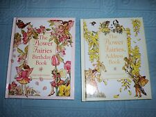 The Flower Fairies Stationery Set Birthday Book Address Book Cicely Mary Barker