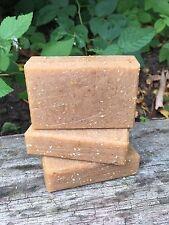 Soap - Hand Made (Goat Milk, Honey & Oatmeal) ����