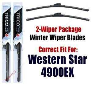 2019 Western Star 4900EX WINTER Wipers 2-Pack Super-Premium - 35200x2