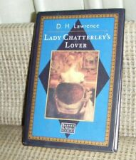 1995 LADY CHATTERLEY'S LOVER BOOK Barnes & Noble Classics HB DJ D.H. Lawrence
