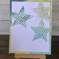 Pentagram Design Metal Cutting Die For DIY Scrapbooking Album Paper Card FBCA