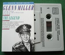 Dance Band Days Glenn Miller Army Airforce Band The Legend Cassette Tape TESTED