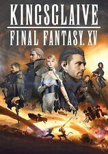 Kingsglaive: Final Fantasy XV (DVD,2016)