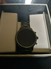 Fossil Gen 5 Carlyle - Stainless Steel