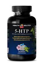 Dopamine - 99% PURE 5-HTP - Natural Mood Enhancer - Depression Relief Pills - 1B