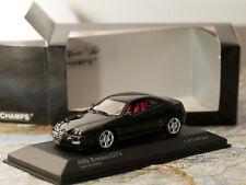 MINICHAMPS ALFA ROMEO GTV BLACK 2003 ART.400120300  NEW 1:43