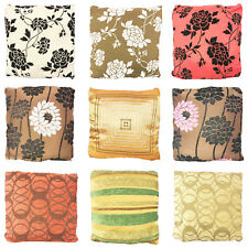 """Designer Soft Inner Filled Square Color Hollowfibre Cushion Cover Sofa Touch 18"""""""
