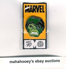 Hulk (MONDO) Tom Whalen SOLD OUT Marvel Pin SEALED FREE SHIPPING IN THE US!
