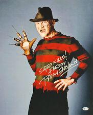 "Robert Englund A Nightmare On Elm Street ""Sleep Kills!"" Signed 16x20 Photo BAS"