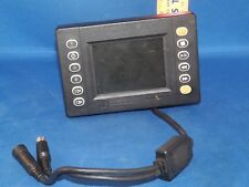 """L3 Communications Video System 3.5"""" LCD Monitor"""