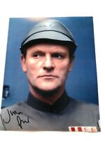 Julian Glover Autographed PHOTO 8x10 Signed AUTO Star Wars Empire Strikes Back 2
