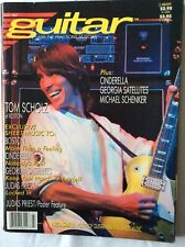 Guitar For The Practicing Musician Magazine July 1987 Judas Priest Boston