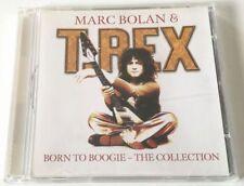 MARC BOLAN & T.REX BORN TO BOOGIE THE COLLECTION CD ALBUM OTTIMO