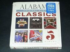 Alabama Original Album Classics 5CD Box Set
