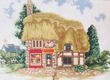Lilliput Lane - The Toy Shop - counted cross stitch kit (J060)