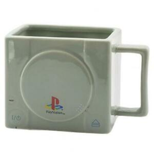 Sony PLAYSTATION Large Ceramic 3D MUG Cup Boxed