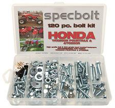 Honda TRX250R bolt kit Fourtrax ATC 250R fenders engine frame motor Specbolt