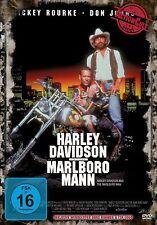 Harley Davidson und der Marlboro Mann Mickey Rourke Don Johnson # DVD