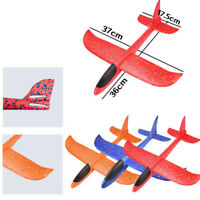 37*36cm EPP Foam Hand Throw Airplane Outdoor Launch Glider Plane Kids Toy BC