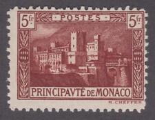 Monaco 1922-24 #47 Royal Palace - MH