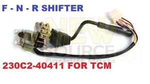 230C2-40411 FOR TCM FORKLIFTS DIRECTIONAL SWITCH SHIFTER  F-N-R
