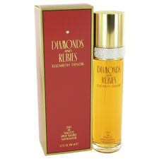 Diamonds & Rubies Perfume By ELIZABETH TAYLOR FOR WOMEN 3.4 oz EDT Spray 403730