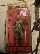 NECA Grindhouse Planet Terror Action Figure Quentin Tarantino - Brand NEW Sealed