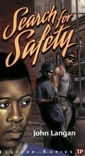 Search for Safety (Bluford Series, Number 13) by John Langan, Good Book