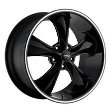 "20"" FOOSE Legend F104 Black Alloy Wheel Rim HOLDEN COMMODORE VE VF VZ VK UTE BMW"