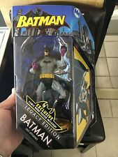 New DC Universe Batman Legacy Edition: BATMAN Action Figure w/Comic Book Poster!