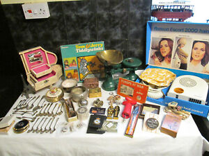VINTAGE COLLECTABLES MIXED JOB LOT