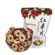 250g Natural 100% Sweet Dried Red Dates Organic Jujube Healthy Foods
