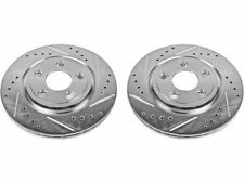 For 2002-2005 Ford Thunderbird Brake Rotor Set Rear Power Stop 52881VB 2003 2004