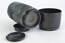 Canon EF 75-300mm f/4-5.6 IS Lens w/ Canon ET-64II Lens Hood #MAP0314D